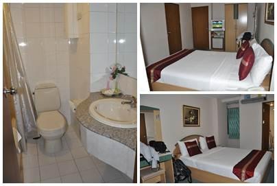 Kamar di Nasa Vegas Hotel