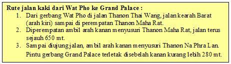 Rute Grand Palace