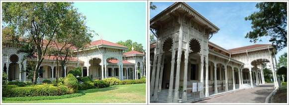 Abhisek Dusit Throne Hall dan Detail Bangunannya yang Unik