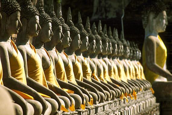 Salah Satu Sudut Ayutthaya (Photo By : Red List)