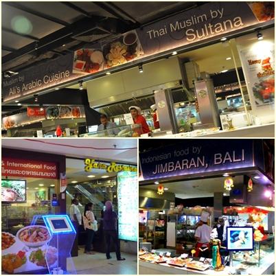 Restoran Halal di MBK