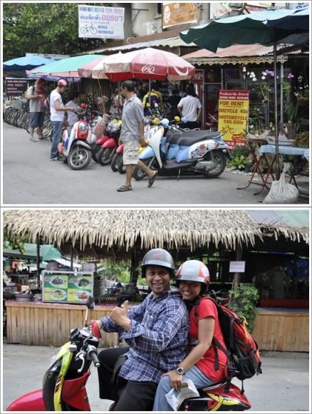 Persewaan Sepeda Di Ayutthaya