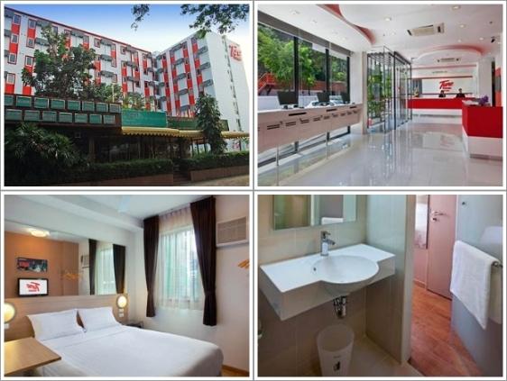 Suasana Tune Hotel Pattaya