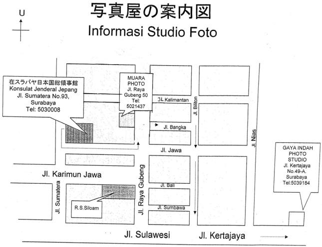 Peta Studio Foto1