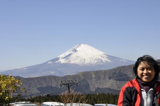 Alhamdulillah, Allah memberikan Kesempatan Untuk Melihat Gunung Ini