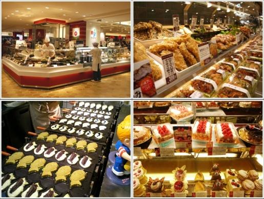 Depachika dan Bebagai Makanan Yang Dijual Disana