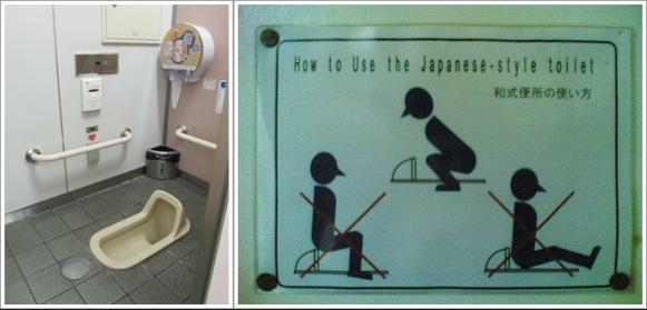 Squat Toilet dan Cara Penggunaannya
