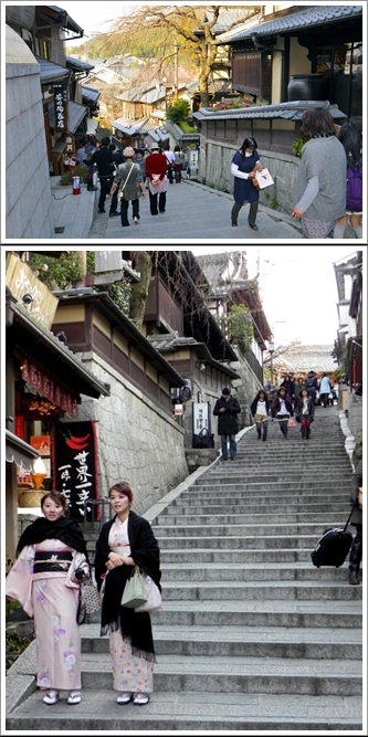 Sannenzaka Stairs