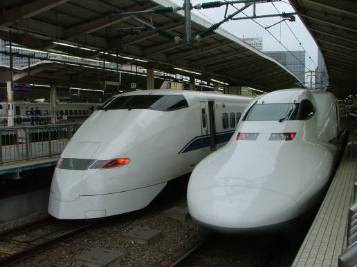 Shinkansen Seri 300 dan 700
