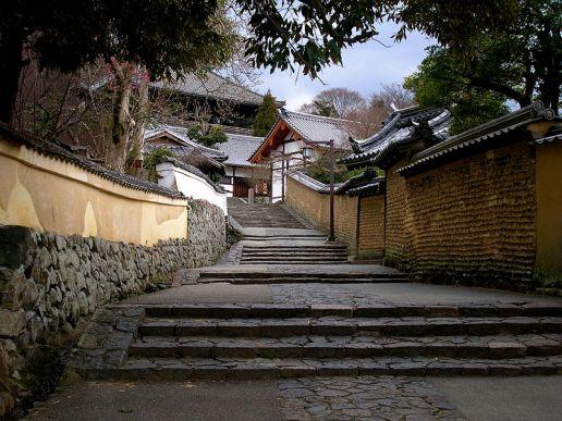 Tangga Menuju Nigatsudo Hall