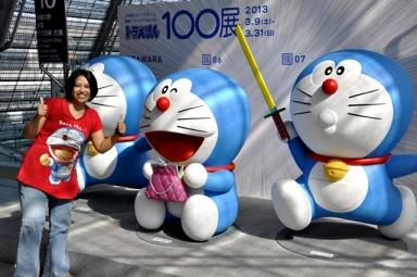 Aku dan Doraemon