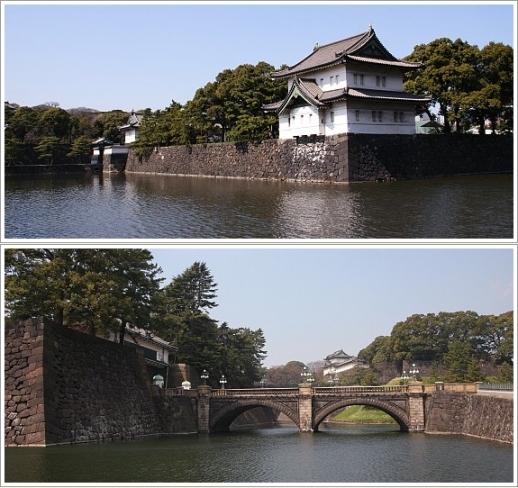Outer Ground Imperial Palace yang terbuka untuk umum (Photo by :japanguide.com)