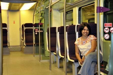 Bagian Dalam KLIA Transit