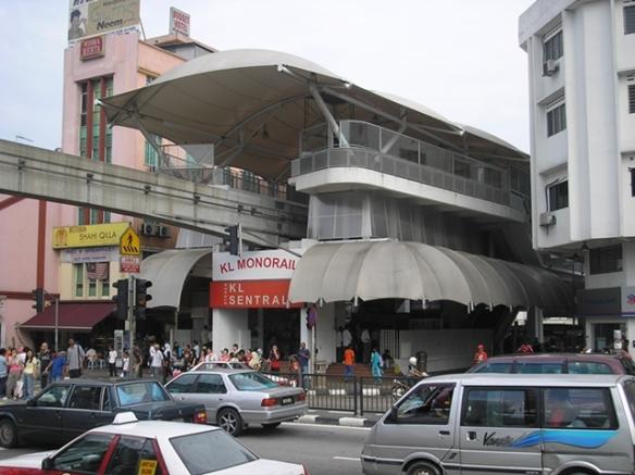 Stasiun Monorail KL Sentral