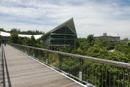 Taman Botani (Photo By : putrajaya.gov.my)