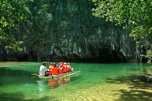Underground River Tour Sabang