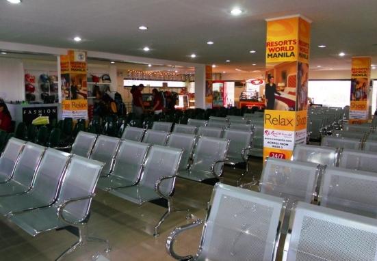 Bagian Dalam Gate Kalibo Airport