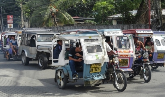 Kalibo Tricycle