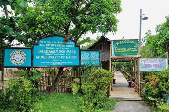 Pintu Gerbang Bakhawan Eco Park