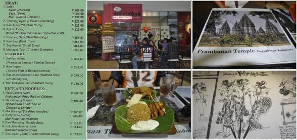Martabak Cafe