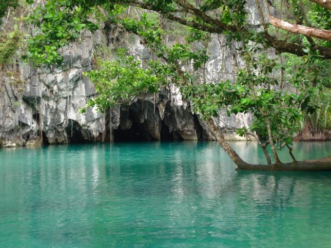 Gua Underground River