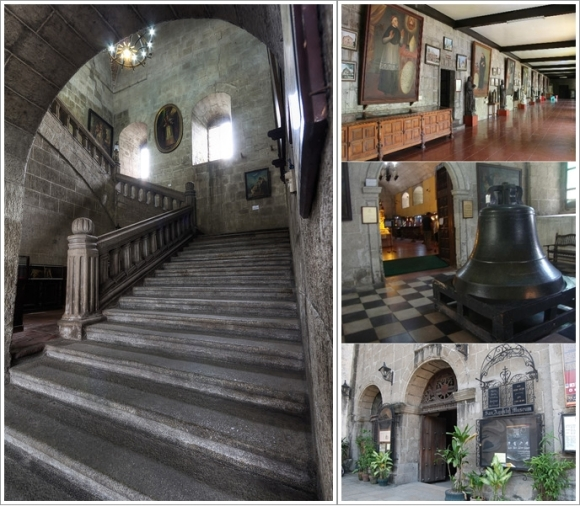 Bagian Luar San Agustin Museum (Photo By : Koleksi Pribadi