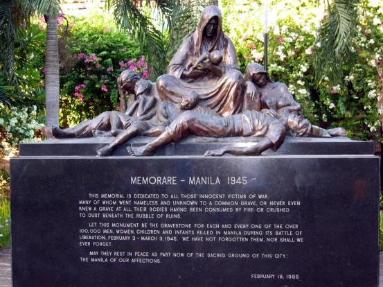 Memorare Manila
