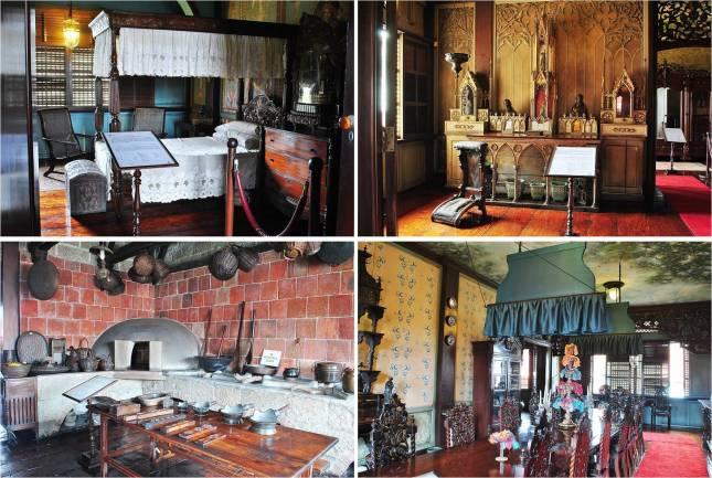 Bagian Dalam Casa Manila (Photo By : http://primer.com.ph)