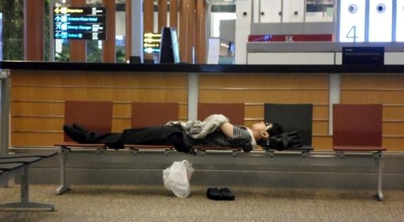 Begini ini nih nasibnya kalau menginap di luar Transit Mall (Photo Credit walritter.wordpress.com)