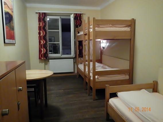 Salah Satu Kamar Hostel Kami di Munich