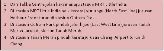 Rute Changi