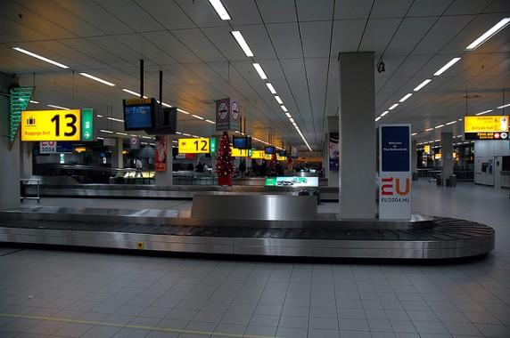 Baggage Hall Schipol
