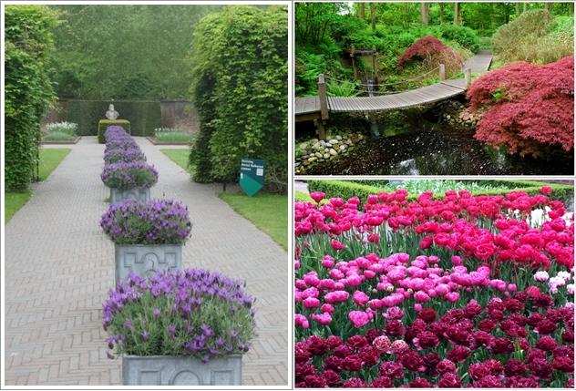 Historic Garden dan Japanese Garden