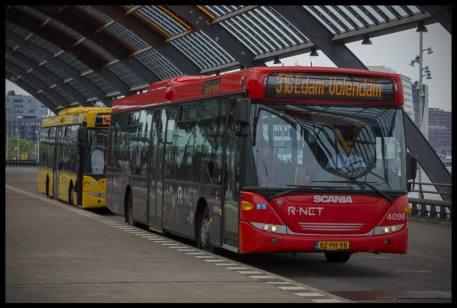 Bis EBS menuju Edam