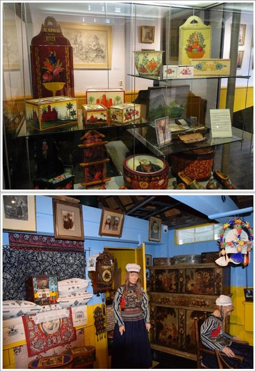 Berbagai Koleksi Marker Museum