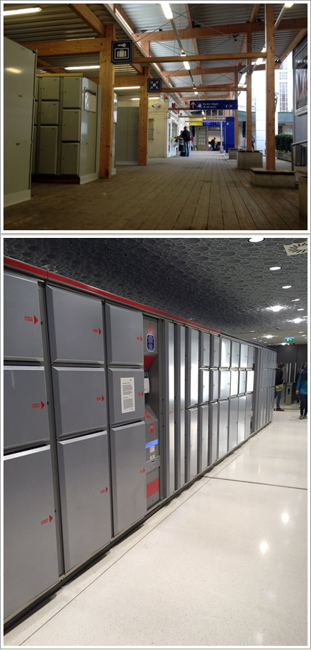 Luggage Storage di Salzburg HBF
