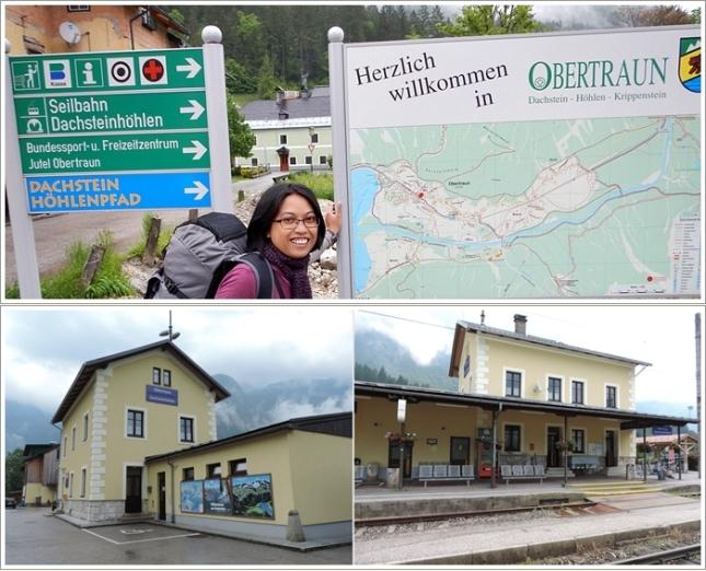 Obertraun-Dachsteinhöhlen Railway Station