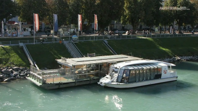 Salzach Cruise (Photo by:austriainhd)