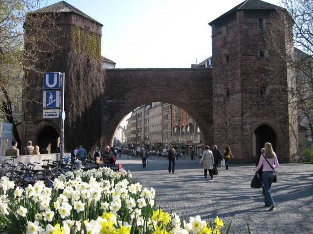 Gerbang Sendlinger Tor (Photo by : erich-springer)