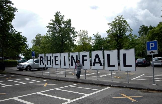 Pintu Gerbang Rheinfall