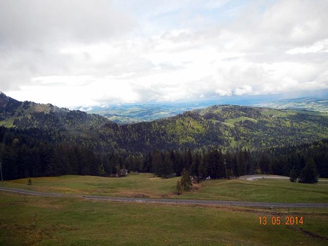 Pemandangan dari Panorama Gondola