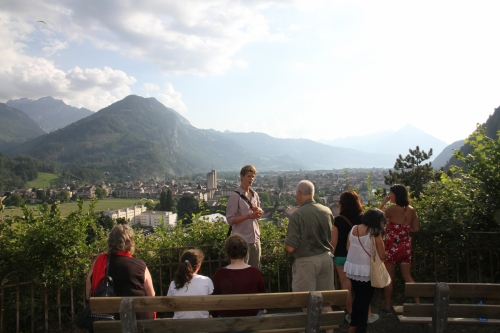Interlaken Free Walking Tour (Photo by : interlakenfreetour)