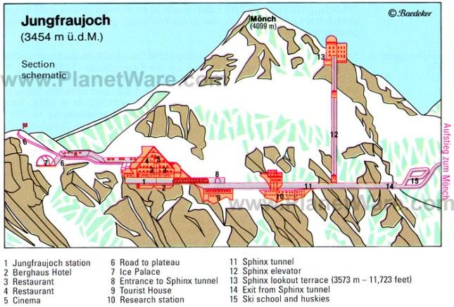 jungfruajoch-map