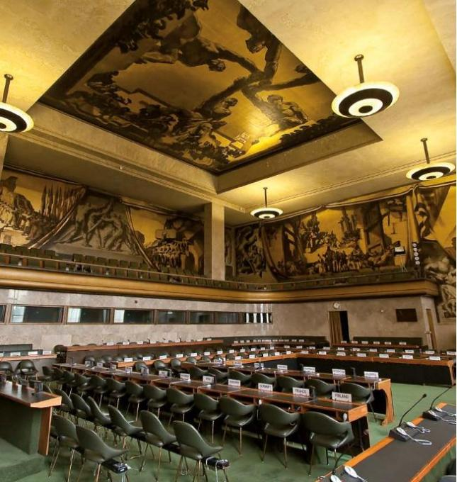 Council of Chamber