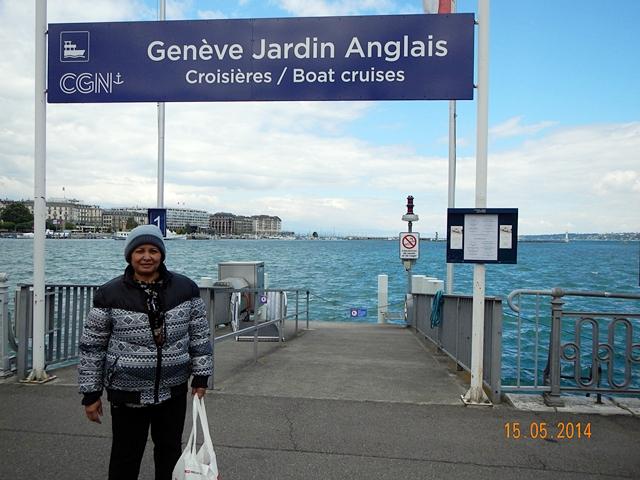 Batal ikutan CGN Boat Cruise
