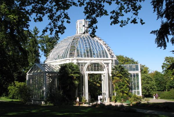 Winter Garden di Jardin Botanique Jenewa